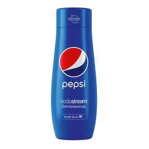 SodaStream Pepsi Sirup