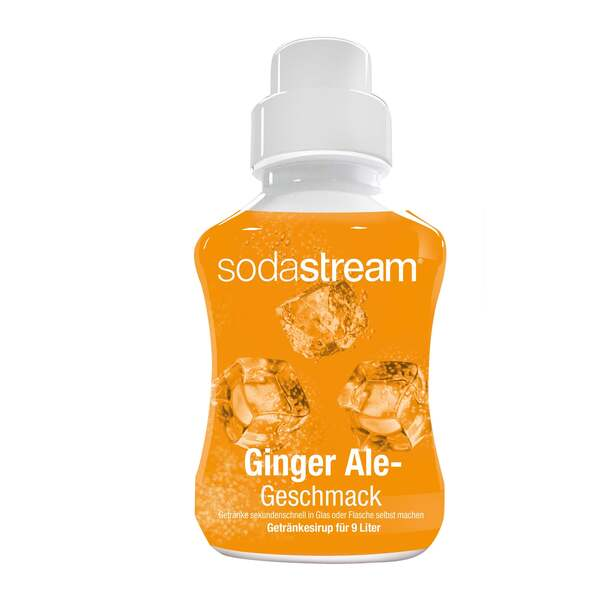 SodaStream Ginger Ale Sirup