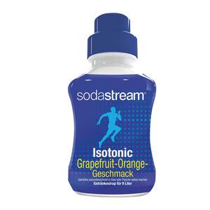 SodaStream Isotonic Grapefruit-Orange-Geschmack Sirup