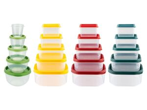 ERNESTO® Frischhaltedosen-Set, 5-teilig