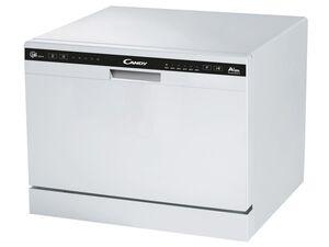 Candy Geschirrspüler »CDCP 6/E-S«, Standgerät, mit Überlaufschutz, LED-Anzeige, A+ EEK