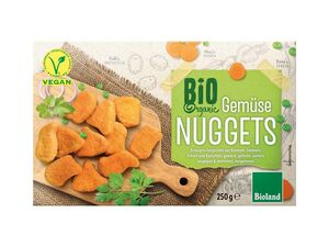 Bioland Gemüse Nuggets