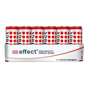 Effect Energy Drink 0,33 Liter Dose, 24er Pack