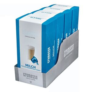 Cremesso Milch Kapseln 118,4 g, 4er Pack