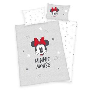 Disney's Minnie Mouse Bettwäsche, grau