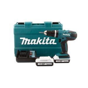 Makita HP457DWE Drill Driver 18V 1,5Ah
