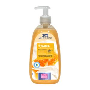 OMBIA     Seife Milch und Honig