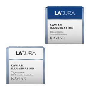 LACURA     Kaviar-Gesichtspflege