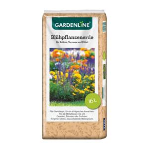 GARDENLINE     Blühpflanzenerde