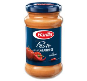 BARILLA Pesto oder Pesto Speziale