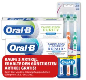 ORAL-B Zahnpflegeprodukte