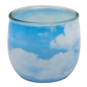 CASA Deco Duftkerze im bunten Glas