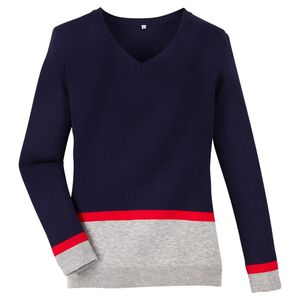 blue motion Pullover