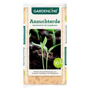 GARDENLINE®  Anzuchterde 16 l