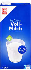 K-CLASSIC  						H-Vollmilch
