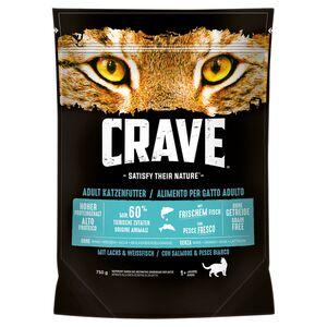 CRAVE Katzentrockennahrung 750 g