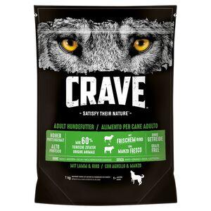 CRAVE Hundetrockennahrung 1 kg
