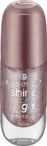 essence cosmetics Nagellack shine last & go! gel nail polish Sparks Fly 59