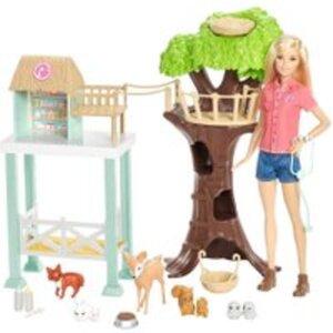 Barbie Tierpflegerin Rettungsstation