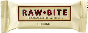 Raw Bite Bio Coconut Riegel 50 g