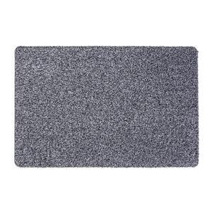 Esposa Fußmatte 50/80 cm uni grau , Cotton Soft , Textil , 50x80 cm , rutschfest, schmutzabweisend, für Fußbodenheizung geeignet , 001250038950