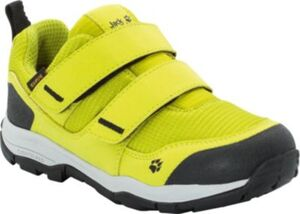 Kinder Sneakers Low gefüttert MTN ATTACK 3 TEXAPORE LOW lime Gr. 35