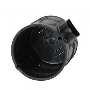 UP-Schalterdose ,  60mm schwarz 20x