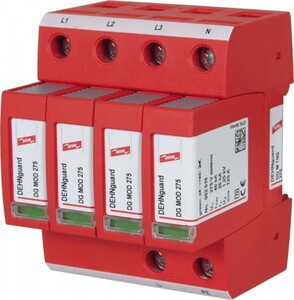 DEHN Überspannungsableiter DEHNguard M TNS 275 Ableiter Typ 2 nach EN 61643-11
