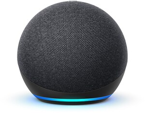 Echo Dot (4. Gen.) Streaming-Lautsprecher anthrazit