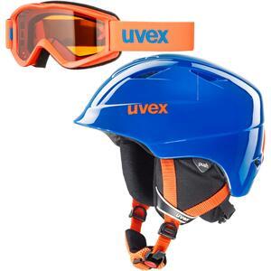 Uvex airwing 2 set Skihelm Kinder