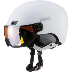 Uvex hlmt 400 visor style Skihelm
