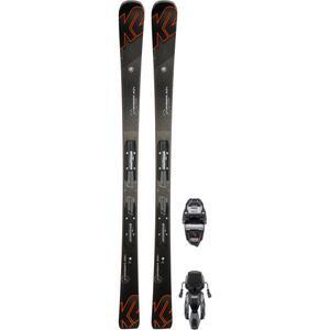 K2 CHARGER XTIM3 11TCX LTQUIKCL. All-Mountain Ski Herren