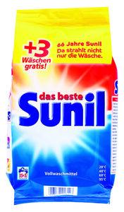 Sunil Waschmittel 3 für 2