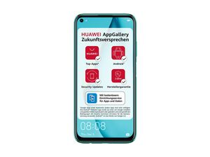 HUAWEI Smartphone P40 lite 128GB Dual SIM crush green