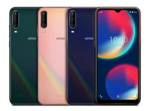 Wiko Smartphone VIEW 4