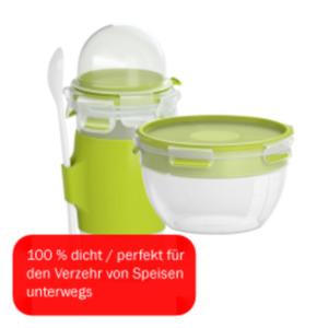 Emsa Salatbox, Lunchbox oder Yoghurt Mug