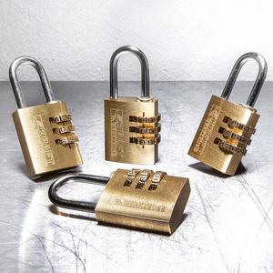Kraft Werkzeuge Kofferschlösser mit Zahlenkombination 4er-Set