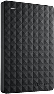 SEAGATE Expansion+ Portable, 1 TB HDD, 2,5 Zoll, extern, Schwarz