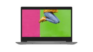 LENOVO IP 1 14ADA05 3050E/4GB/128GB SSD, Notebook mit 14 Zoll Display, Athlon Silver Prozessor, 4 GB RAM, 128 AMD Radeon Grafik, Platinsilber