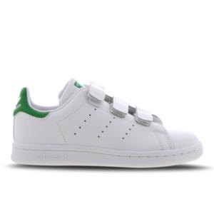adidas Stan Smith Velcro - Vorschule Schuhe