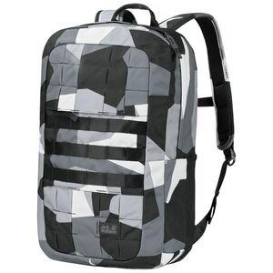 Jack Wolfskin TRT 18 Packs Notebookrucksack one size grau grey geo block