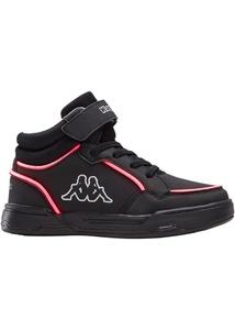 Kinder High top Sneaker von Kappa mit Flash light