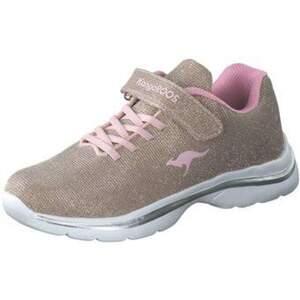 KangaROOS Kangashine EV II Sneaker Mädchen rosa