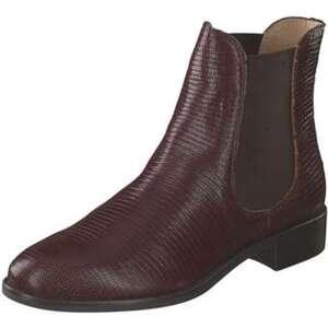 Unisa Boyer Chelsea Boots Damen braun