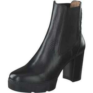 Unisa Kizzy Chelsea Boots Damen schwarz