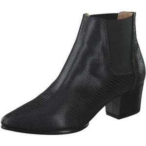 Unisa Juanin Chelsea Boots Damen schwarz