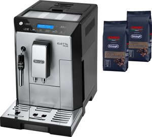 De'Longhi Kaffeevollautomat Eletta Plus ECAM 44.628.S