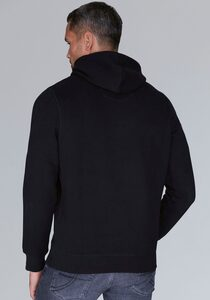 CAMP DAVID Kapuzensweatshirt mit großem Frontprint