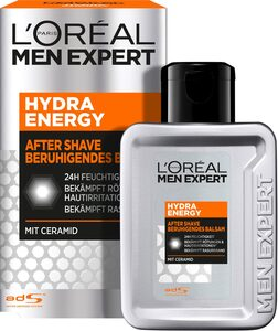 L'ORÉAL PARIS MEN EXPERT After-Shave Balsam »Hydra Energy«, 24H Feuchtigkeit spendend, nicht fettend