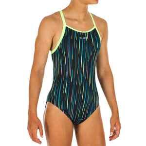 Badeanzug Jade All Neon Mädchen